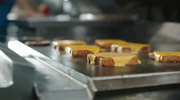 Sonic Drive-In Grilled Cheese Burger TV Spot, 'Try One Half Price in the App'