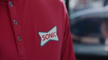 Sonic Drive-In Grilled Cheese Burger TV Spot, 'Try One Half Price in the App' - Thumbnail 1