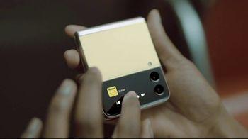 Samsung Galaxy Z Flip3 5G TV Spot, 'Unfold Your World: BTS' - Thumbnail 2