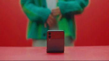 Samsung Galaxy Z Flip3 5G TV Spot, 'Unfold Your World: BTS' - Thumbnail 6