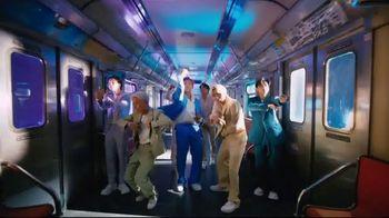 Samsung Galaxy Z Flip3 5G TV Spot, 'Unfold Your World: BTS' - Thumbnail 7