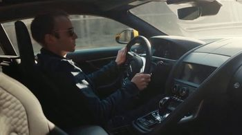 2021 Jaguar F-TYPE TV Spot, 'Meditative State' Featuring Canaan O'Connell [T1] - Thumbnail 6