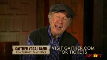 Gaither Vocal Band Celebration Tour 2021 TV Spot, 'Ready to Have a Great Time' - Thumbnail 3