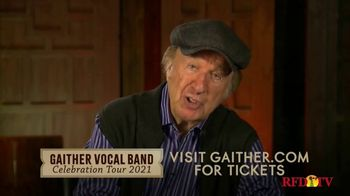 Gaither Vocal Band Celebration Tour 2021 TV Spot, 'Ready to Have a Great Time' - Thumbnail 6