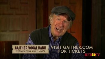 Gaither Vocal Band Celebration Tour 2021 TV Spot, 'Ready to Have a Great Time' - Thumbnail 7