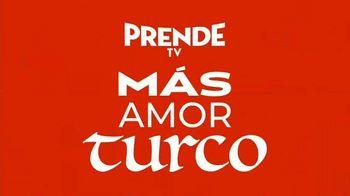 Prende TV TV Spot, 'Amor Turco' [Spanish]