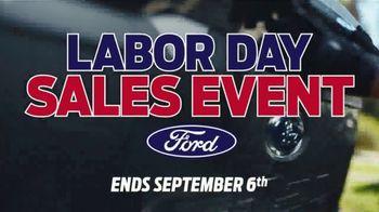 Ford Labor Day Sales Event TV Spot, 'Ready, Set, Go: Trucks' [T2] - Thumbnail 8