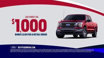 Ford Labor Day Sales Event TV Spot, 'Ready, Set, Go: Trucks' [T2] - Thumbnail 4