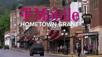 Rural Media Group, Inc. TV Spot, 'T-Mobile Hometown Grant'