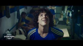 Amazon Prime Video TV Spot, 'Maradona: Sueño Bendito' canción de Benoit P. Grey [Spanish] - Thumbnail 2