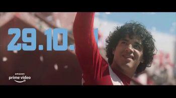 Amazon Prime Video TV Spot, 'Maradona: Sueño Bendito' canción de Benoit P. Grey [Spanish] - 2 commercial airings