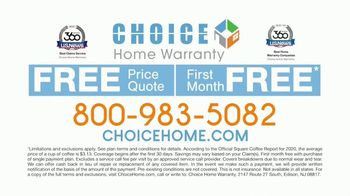 Choice Home Warranty TV Spot, 'Welcome to the Future' Featuring George Foreman - Thumbnail 9