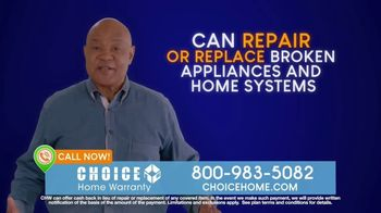 Choice Home Warranty TV Spot, 'Welcome to the Future' Featuring George Foreman - Thumbnail 2