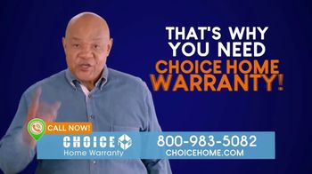 Choice Home Warranty TV Spot, 'Welcome to the Future' Featuring George Foreman - Thumbnail 5