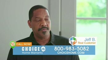 Choice Home Warranty TV Spot, 'Welcome to the Future' Featuring George Foreman - Thumbnail 6