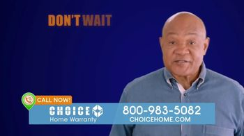 Choice Home Warranty TV Spot, 'Welcome to the Future' Featuring George Foreman - Thumbnail 8