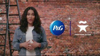 Procter & Gamble TV Spot, 'Pros: Hispanic Progress'