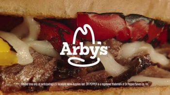 Arby's Prime Rib Cheesesteak TV Spot, 'Comfort Sandwich' Song by YOGI - Thumbnail 8