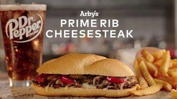 Arby's Prime Rib Cheesesteak TV Spot, 'Comfort Sandwich' Song by YOGI - Thumbnail 6