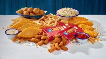 Long John Silver's Norway Lobster Bites TV Spot, 'Herby Buttery Bliss'