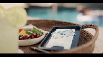 American Express Platinum TV Spot, 'Last Day of Vacation'