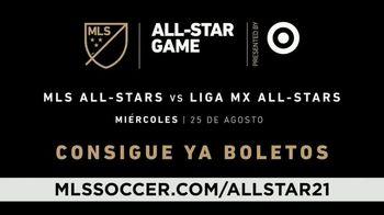 Major League Soccer TV Spot, '2021 All-Star Game: MLS vs. Liga MX' [Spanish] - Thumbnail 8