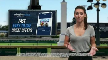 TwinSpires Racing TV Spot, 'Fast, Easy and Great Offers'