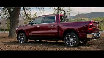 Ram Trucks Power Days TV Spot, 'That Was Then, This Is Ram: History' Song by Chris Stapleton [T2]