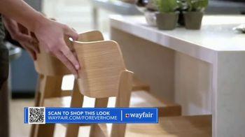 Wayfair TV Spot, 'HGTV: Forever Home: Design With Contrast' - Thumbnail 10