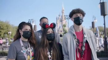 Disney World TV Spot, 'Now's the Time' - Thumbnail 6