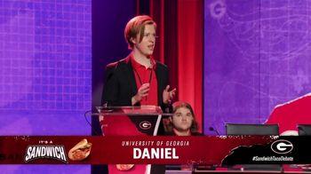Taco Bell Crispy Chicken Sandwich Taco TV Spot, 'Debate: Final Points' Featuring Brian Huskey