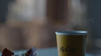 McDonald's McCafe Bakery Sweets TV Spot, 'Whatever You Want Them to Be: Pull Apart Donuts & Coffee' - Thumbnail 2