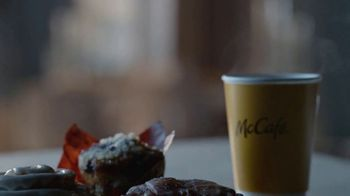 McDonald's McCafe Bakery Sweets TV Spot, 'Whatever You Want Them to Be: Pull Apart Donuts & Coffee' - Thumbnail 3