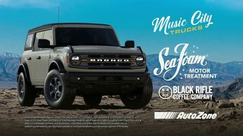 PowerNation Seafom Ford Bronco Sweepstakes TV Spot, 'Return of a Legend'