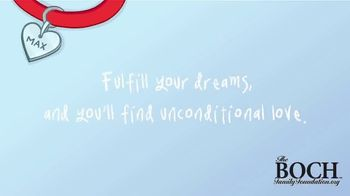 Boch Family Foundation TV Spot, 'Unconditional Love: Dog Adoption' - Thumbnail 8