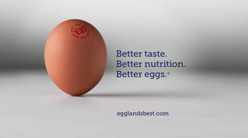 Eggland's Best TV Spot, 'More Delicious, Superior Nutrition' - Thumbnail 8