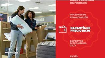 Mattress Firm Venta de Labor Day TV Spot, 'Extendida' [Spanish] - Thumbnail 8