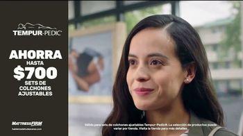 Mattress Firm Venta de Labor Day TV Spot, 'Extendida' [Spanish] - Thumbnail 6