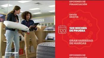 Mattress Firm Venta de Labor Day TV Spot, 'Extendida' [Spanish] - Thumbnail 7