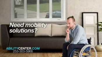Ability Center TV Spot, 'Mobility Solutions'