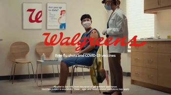 Walgreens TV Spot, 'Before You Go: Free Shots'