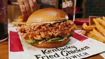 KFC Chicken Sandwich TV Spot, 'Lookin' for Spice'