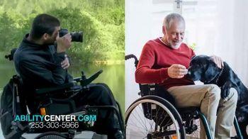 Ability Center TV Spot, 'Your Life Deserves Full Service' - Thumbnail 2