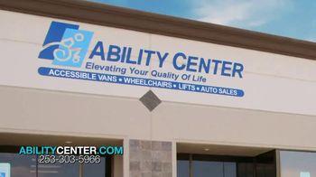 Ability Center TV Spot, 'Your Life Deserves Full Service' - Thumbnail 3