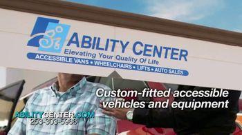 Ability Center TV Spot, 'Your Life Deserves Full Service' - Thumbnail 4