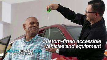 Ability Center TV Spot, 'Your Life Deserves Full Service' - Thumbnail 5