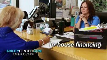 Ability Center TV Spot, 'Your Life Deserves Full Service' - Thumbnail 6