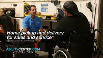 Ability Center TV Spot, 'Your Life Deserves Full Service' - Thumbnail 7