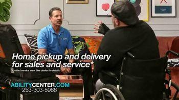Ability Center TV Spot, 'Your Life Deserves Full Service' - Thumbnail 8