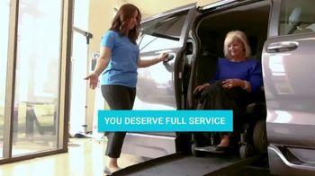 Ability Center TV Spot, 'Your Life Deserves Full Service' - Thumbnail 9